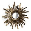 StyleCraft Home Petals of Reflection Wall Mirror