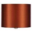 Dar Lighting 25cm Elsa Drum Lamp Shade