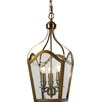 Dar Lighting Duke 3 Light Foyer Pendant