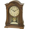 Rhythm U.S.A Inc WSM Luminous Queen Mantel Clock