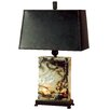 "Uttermost Marius 29"" H Table Lamp with Rectangular Shade"