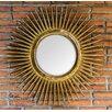 Uttermost Destello Starburst Mirror