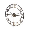 "Uttermost Oversized 32.25"" Delevan Wall Clock"