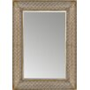 Uttermost Ariston Stamped Metal Mirror