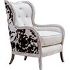 Uttermost Chalina High Back Arm Chair