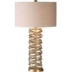 "Uttermost Amarey 29.75"" H Table Lamp with Drum Shade"