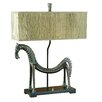 "Uttermost Tamil 30"" H Table Lamp with Rectangular Shade"