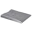 Bacati Pin Stripes Crib Fitted Sheet