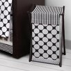 Bacati Dots/Pin Stripes Hamper