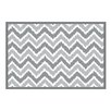 Bacati Mix N Match Grey Area Rug