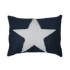 Bacati Star Dec Cotton Throw Pillow