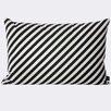 ferm LIVING Stripe Cotton Lumbar Pillow