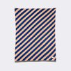 ferm LIVING Little Stripe Cotton Blanket