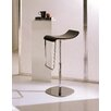 Bontempi Casa Gas Adjustable Height Swivel Bar Stool