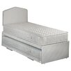 Airsprung Beds Enigma Panel Bed with Storage