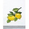 Kracht Piquettuch Zitrone aus Baumwolle