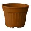 Nitsan Plastic Pot Planter - Color: Terracotta - ALMI Planters