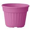 Nitsan Plastic Pot Planter - Color: Pink - ALMI Planters