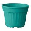 Nitsan Plastic Pot Planter - Color: Turquoise - ALMI Planters