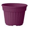 Nitsan Plastic Pot Planter - Color: Purple - ALMI Planters