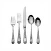 Kirk Stieff Sterling Silver Old Maryland Engraved 46 Piece Flatware Set