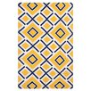 Jill Rosenwald Rugs Klein Sunshine Yellow Area Rug