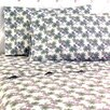 Shavel Home Products Micro Flannel® Pinecone Sheet Set