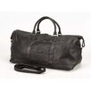 """Claire Chase All American 20"""" Leather Carry-On Duffel"""