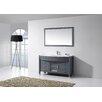 """Virtu Ava 55"""" Single Bathroom Vanity Set with Mirror II"""
