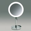 Windisch by Nameeks Free Standing 3x Magnifying LED Mirror with Sensor