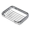 Geesa by Nameeks Basket Soap Holder in Chrome