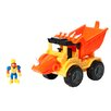 "Educational Insights Dino Contruction Company ""Rocko"" Styracosaurus Dump Truck"