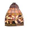 "Landmark Lighting 6"" English Ivy Glass Bowl Pendant Shade"