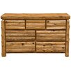 Fireside Lodge Premium Cedar 7 Drawer Dresser