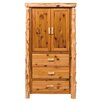 Fireside Lodge Premium Cedar Armoire