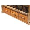 Fireside Lodge Cedar Storage Drawers