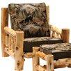 Fireside Lodge Cedar Lounge Chair