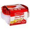 Rubbermaid Take Alongs 8-Piece Container Set (Set of 4)