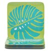 "Certified International Paradise 10.5"" Dinner Plate (Set of 6)"
