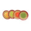 Certified International Hot Tamale 8.5 (Set of 4)