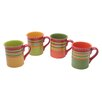 Certified International Hot Tamale 18 Oz. Mug (Set of 4)