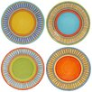 "Certified International Valencia 11.25"" Dinner Plate (Set of 4)"