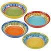 Certified International Valencia Soup Bowl (Set of 4)