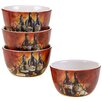 Certified International Private Reserve Ice Cream Bowl Set of 4 (Set of 4)
