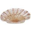 Certified International Spa Shells 3D Shell Platter