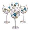 Certified International Greenhouse 17 oz. Wine Glass (Set of 4)