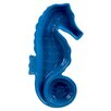 Certified International Sea Life 3-D Seahorse Chip & Dip Tray