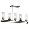 Kichler Kayde 5 Light Kitchen Island Pendant