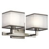 Kichler Kailey 2 Light Bath Vanity Light