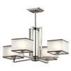 Kichler Kailey 4 Light Chandelier